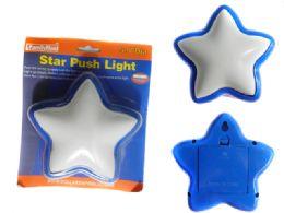 96 Bulk Star Push Light