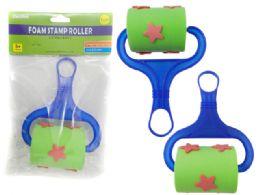 144 of Roller Foam Star Stamp