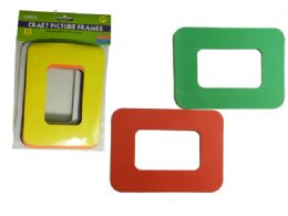 96 Units of 8 Piece Foam Picture Frames - Picture Frames
