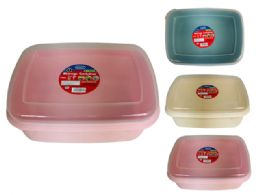 48 Bulk Rectangle Food Container