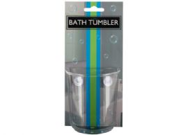 72 Units of Bath Tumbler With Suction Cups - Soap Dishes & Soap Dispensers
