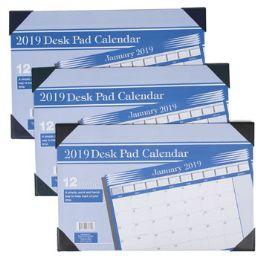 72 Bulk 11x17 12month 2019 Calendar Desk Pad