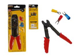 96 Units of Wire Stripper With 15 Electrical Terminals - Wrenches