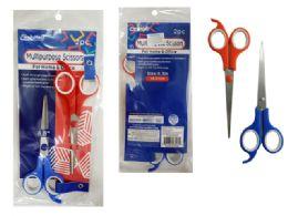 96 Bulk 2 Piece Scissors