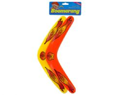 72 Units of 2Pk Toy Boomerangs - Summer Toys