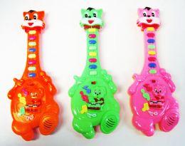 60 Bulk Kids Musical Guitar /size: 4x9