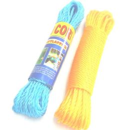 72 Units of Plastic Rope - Rope and Twine