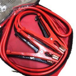 12 Units of 400 Amp Jump Cables - Auto Maintenance