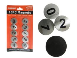 96 Units of 10 Pc Magnets - Refrigerator Magnets
