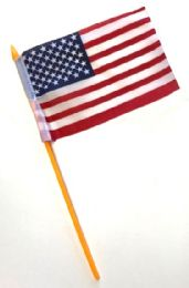 96 Units of Us Flag Merchandise - Flag