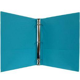 "24 Bulk 1"" Hard Cover (pvc Free) 3-Ring Binder - Green"