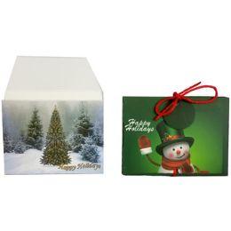 48 Bulk Christmas Gift Card Holder - 2 Pack