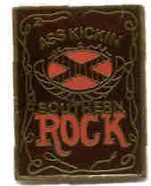 "96 Units of Brass Hat Pin, ""ass Kickin' Southern Rock"" - Hat Pins & Jacket Pins"