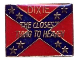"""96 Units of Brass Hat Pin, """"dixie, The Closest Thing To Heaven"""", - Hat Pins & Jacket Pins"""