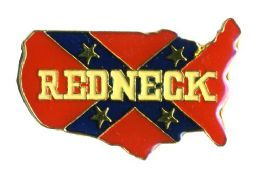 "96 Units of Brass Hat Pin, ""redneck - Hat Pins & Jacket Pins"