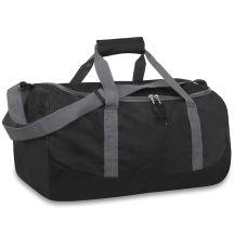 24 Bulk 20 Inch Duffel Bag Black Color Only