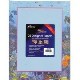 36 Bulk Ocean Fish Printed Paper