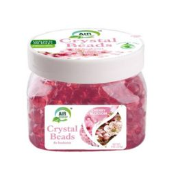 24 Units of 8oz Air Fusion Crystal Beads [cherry Blossom] - Bathroom Accessories