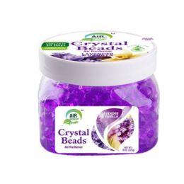 24 Units of 8oz Air Fusion Crystal Beads [lavender & Vanilla] - Bathroom Accessories