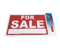 "72 Bulk 11.8""x7.9"" Sign [for Sale]"