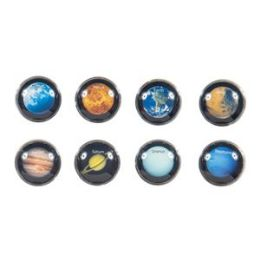 144 Units of Planet Magnet - Refrigerator Magnets