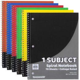 24 Bulk 1 Subject Notebook - College Ruled