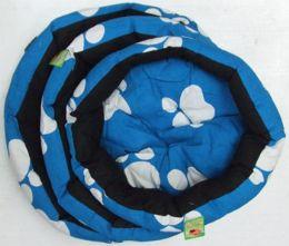 18 Units of 3 Piece Cotton Dog Bed Set - Pet Accessories