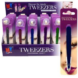 60 Bulk Tweezer Display