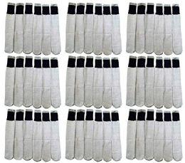 270 Bulk 270 Pairs Of Wholesale Mens Full Cushion Thermal Tube Socks, Cold Resistant (9-11)