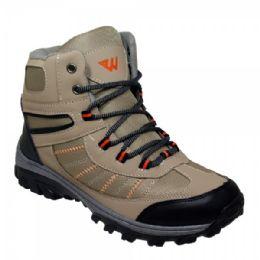 12 Units of Men's Lightweight Hiking Boots - Men's Footwear