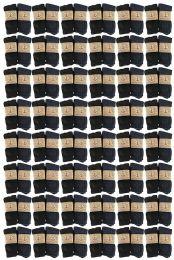 60 Bulk Yacht & Smith Men's Winter Thermal Crew Socks Size 10-13