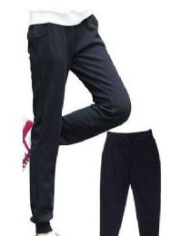 24 Units of Womens Athletic Pants Size Medium Assorted Color - Womens Pants