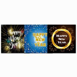 144 Units of Happy New Year Twenty Count Napkin - New Years