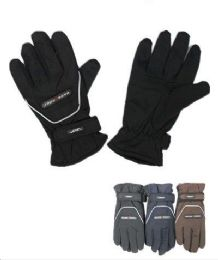 72 of Men Thermal Lining Waterproof Winter Ski Gloves
