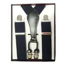 36 of Solid Navy Suspenders