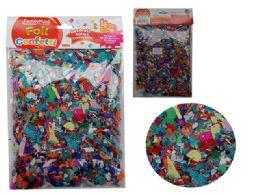 144 Units of Foil Confetti - Streamers & Confetti