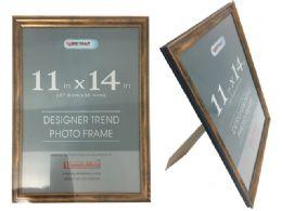 "24 Units of Rose Gold Desinger Trend Photo Frame 11""x14"" - Picture Frames"
