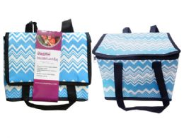 96 Units of Printed Insulated Lunch Bag - Lunch Bags & Accessories