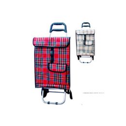 10 Units of Shopping Cart With Bag - Shopping Cart Liner