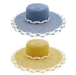 24 Units of Ladys Summer Hat - Sun Hats