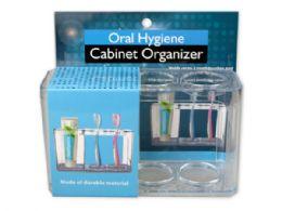 18 Units of Oral Hygiene Cabinet Organizer - Organizer
