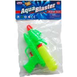 72 Units of Water Gun In Poly Bag With Header - Water Guns