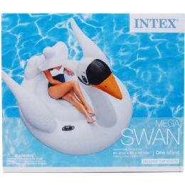 2 Units of Swan Island With Handles In Color Box Adult - Summer Toys