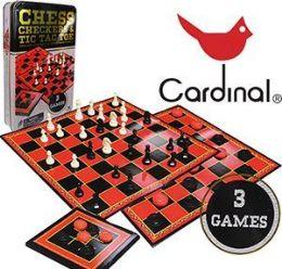 18 Bulk Cardinal Board Game Sets