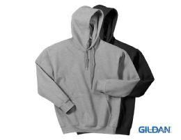 30 of Gildan Mens Assorted Colors Irregular Fleece Hoodie Size -S