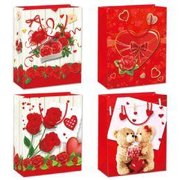 48 Units of Valentines Day Bag - Valentine Gift Bag's