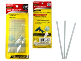 144 Bulk 12pc Glue Gun Glue Sticks