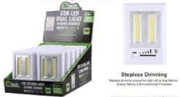 24 Units of Led Cordless Slider Dimmer Light Switch - Night Lights