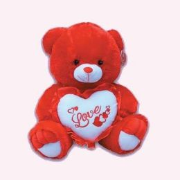 24 Units of Red Bear - Valentines