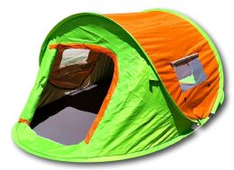 2 of Two Tone Pop Up Camping Tent